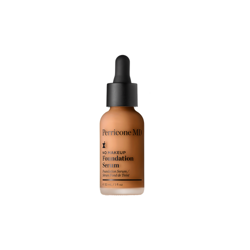 No MakeUp Foundation Serum UVA Medium Protection SPF 20 TAN