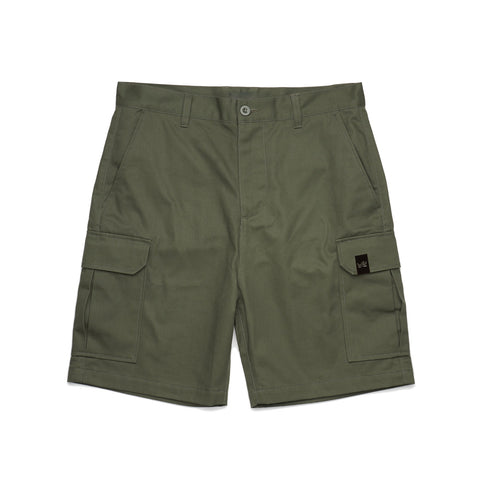 Mr Smith's Cargo Shorts Army