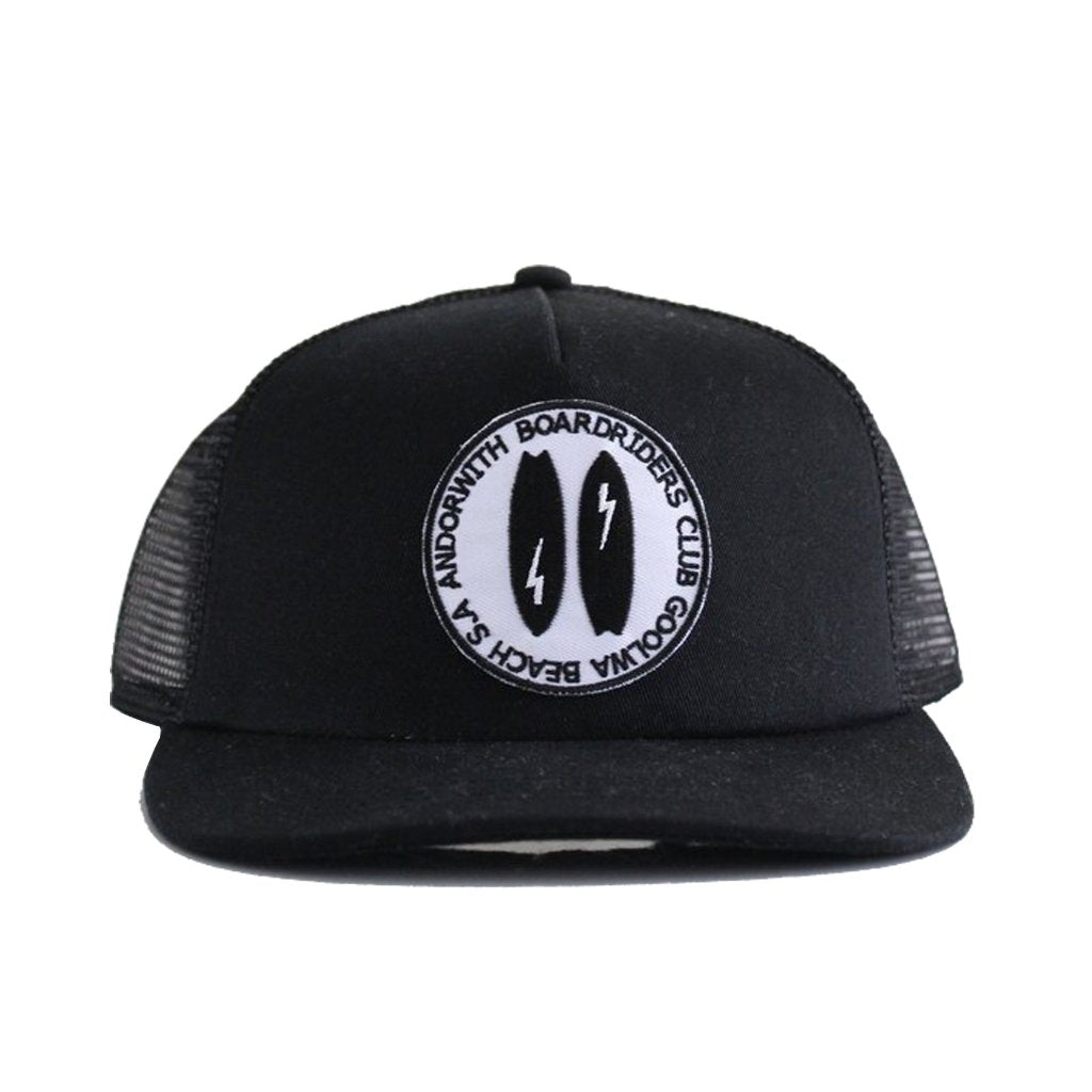 Boardriders Club Trucker Black