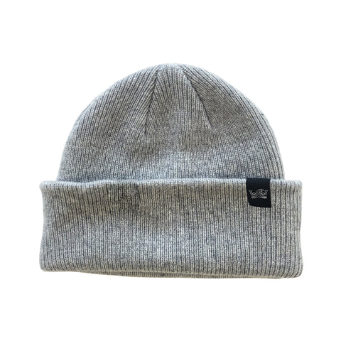 Big Waves Beanie Grey