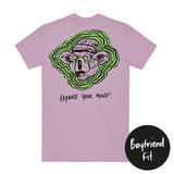 Expand your mind Tee Lavender
