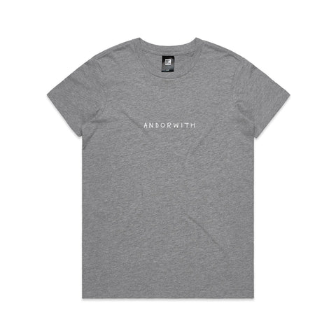 Family Tee Heather Grey