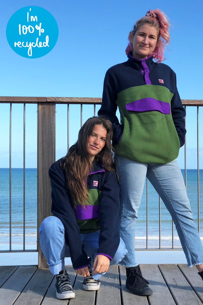 Campfire 1/4 Snap Polar Fleece Pullover