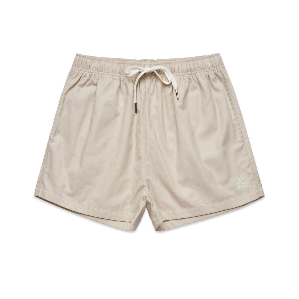 Seabreeze Cotton Shorts