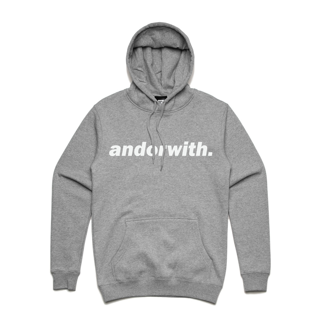 Statement Hood Heather Grey