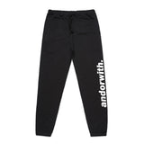 Statement Trackpants Black