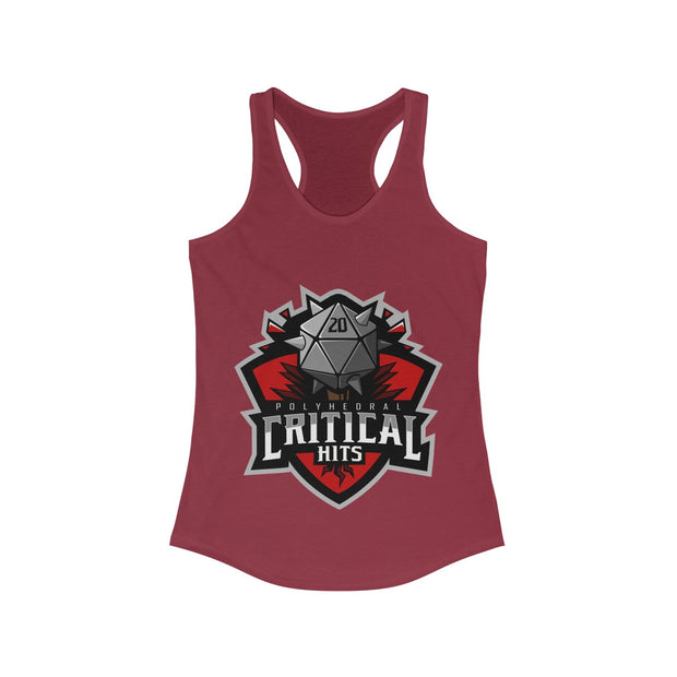 CRITICAL HITS - Tank Top