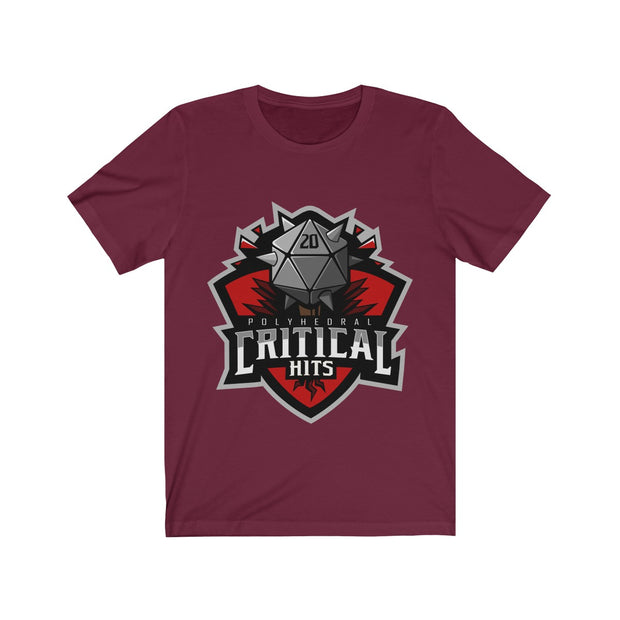 CRITICAL HITS - T-Shirt