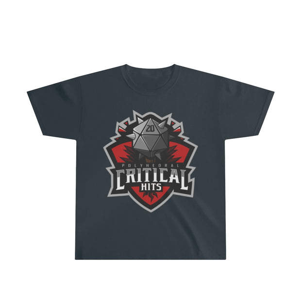CRITICAL HITS - Youth T-Shirt