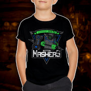 BATTLEWORN BUTTON MASHERS - Youth T-Shirt