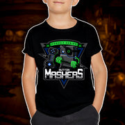 BUTTON MASHERS - Youth T-Shirt