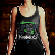 BATTLEWORN BUTTON MASHERS - Tank Top