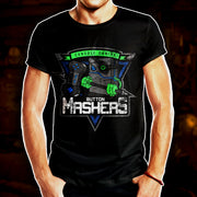 BATTLEWORN BUTTON MASHERS - T-Shirt