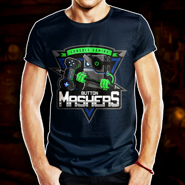 BUTTON MASHERS - T-Shirt