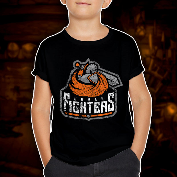 BATTLEWORN HUMAN FIGHTERS - Youth T-Shirt