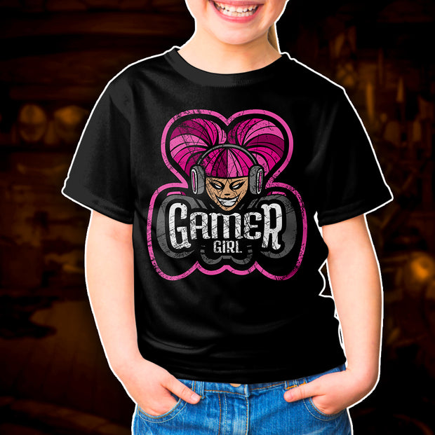BATTLEWORN GAMER GIRLS - Youth T-Shirt