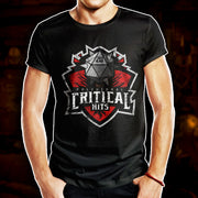 BATTLEWORN CRITICAL HITS - T-Shirt