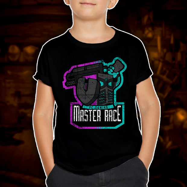 BATTLEWORN PC MASTER RACE - Youth T-Shirt