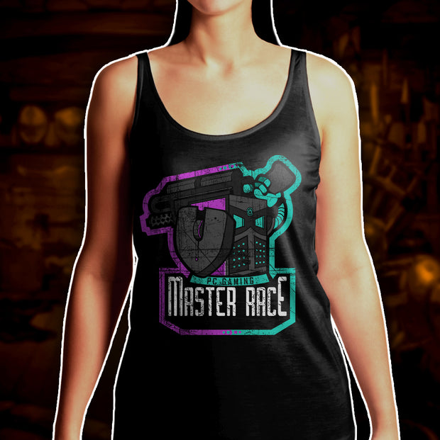 BATTLEWORN PC MASTER RACE - Tank Top