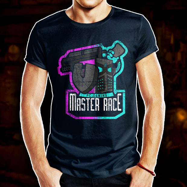 BATTLEWORN PC MASTER RACE - T-Shirt
