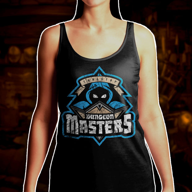 BATTLEWORN DUNGEON MASTERS - Tank Top