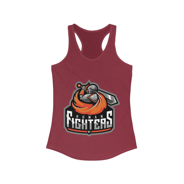 HUMAN FIGHTERS - Tank Top