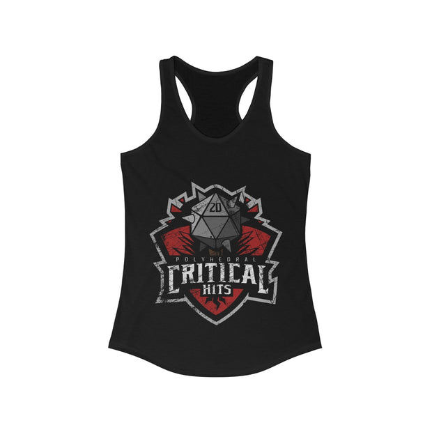 BATTLEWORN CRITICAL HITS -  Tank Top