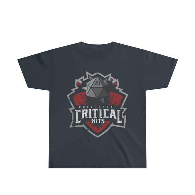 BATTLEWORN CRITICAL HITS - Youth T-Shirt