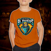 CARTRIDGE BLOWERS - Youth T-Shirt