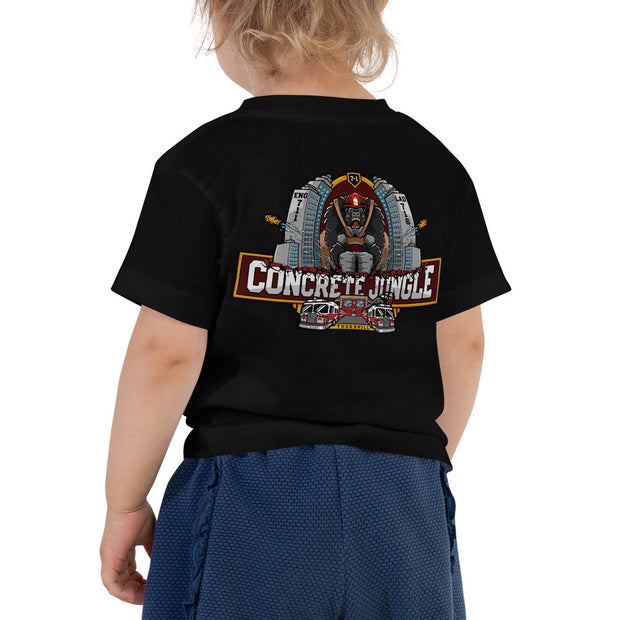 Toddler Short Sleeve Tee - Dark