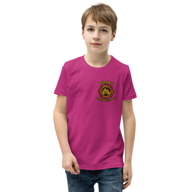 Youth T-Shirt - Light Colours