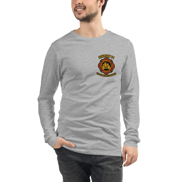 Unisex Long Sleeve - Light Colours