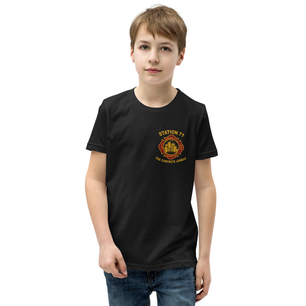Youth T-Shirt - Dark Colours