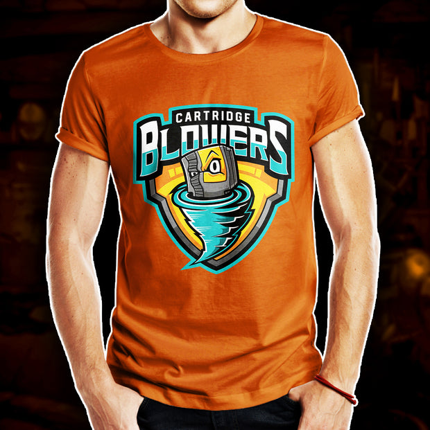 CARTRIDGE BLOWERS - T-Shirt