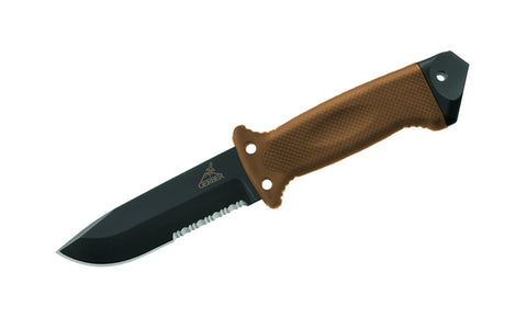 Gerber LMF II Survival Knife - Coyote Brown 22-01400