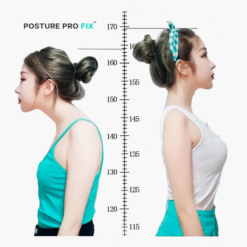 PostureBuddy fixes rounded shoulders