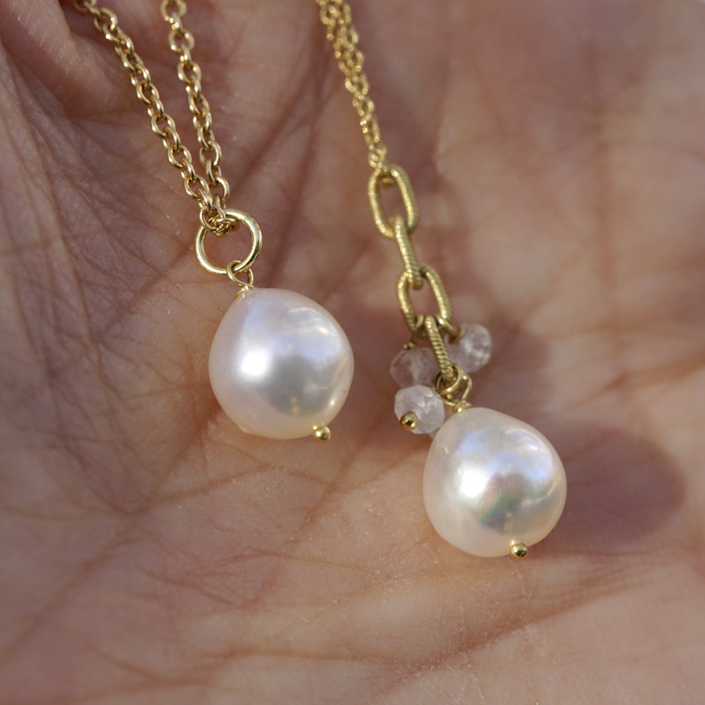 Duchess pearl necklace