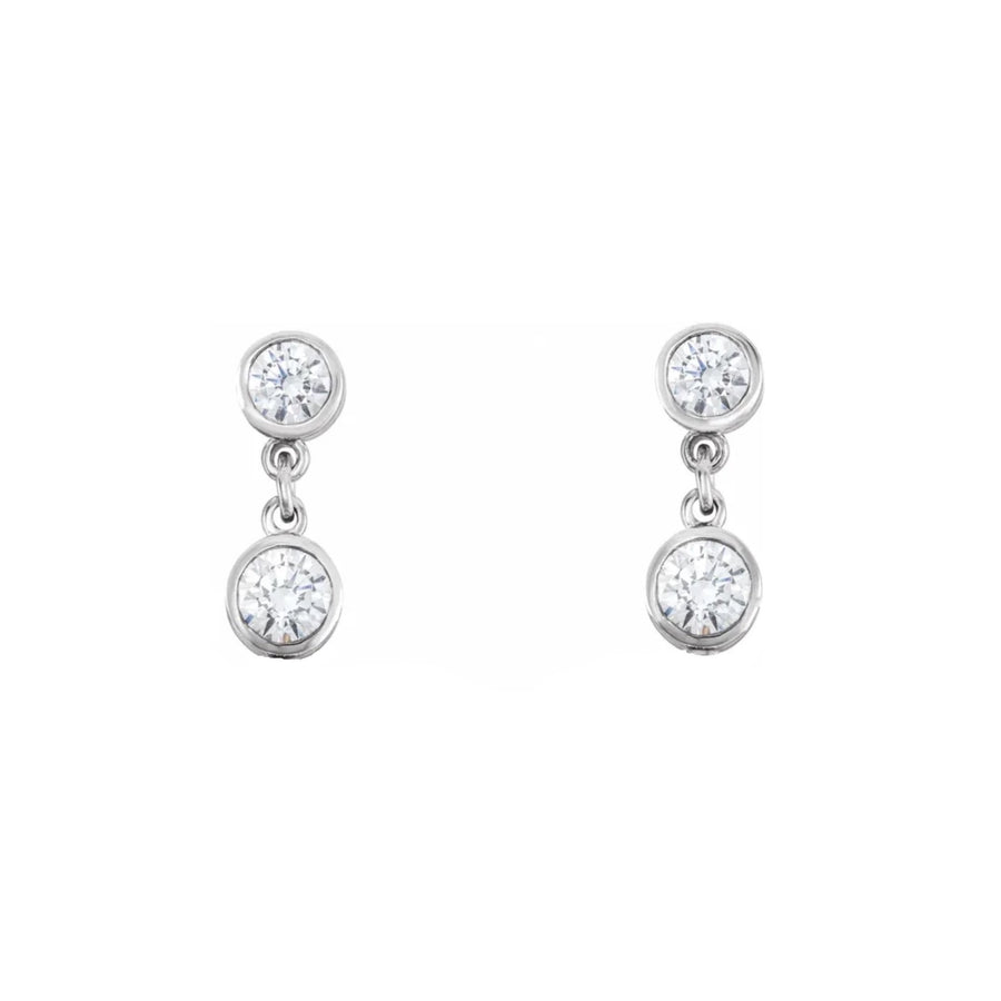 Ice drop Earrings