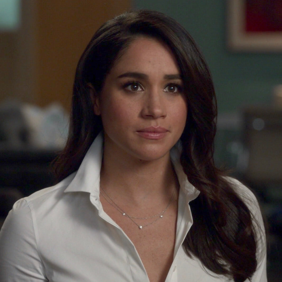 Meghan Markle necklace- SUITS