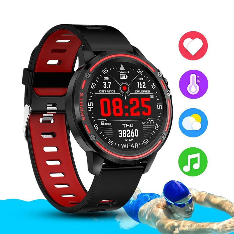 Smart Watch Men L8 Sports Fitness IP68 a Prova D'água [variant_title]