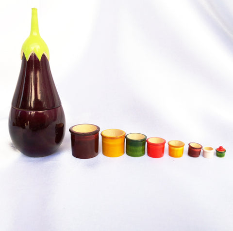 Etikoppaka - Brinjal Playing Set
