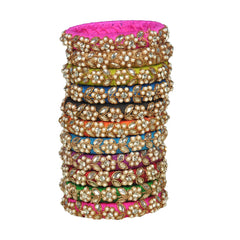 Designer Bangle - Rainbow