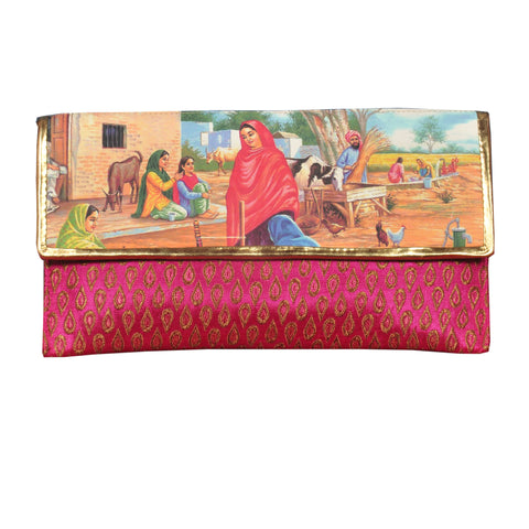 Traditional Ladies purse (Trendy)