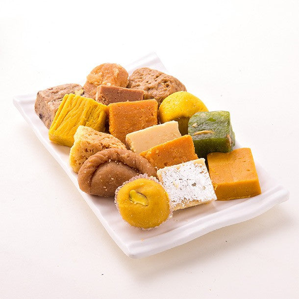 Assorted Sweets from Vellanki Foods