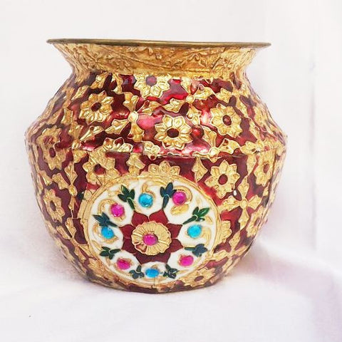 Crafted Kalasam -Small Size