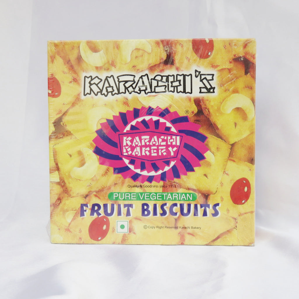 Karachi Fruit Biscuits -400 grms