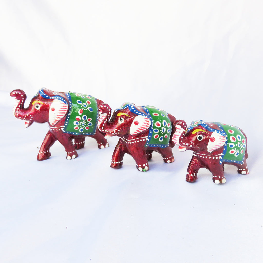 3 piece Elephant Set
