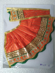Decorative God cloths(Mahalakshmi / Durga Maa wastra)