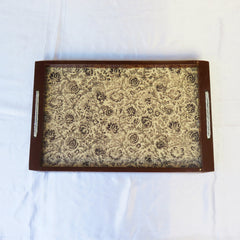 Kalamkari Tea Tray- Big Size