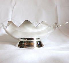Bowl Set With Spoon Silver Plated - Item Code 279